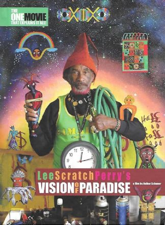 Lee Scratch Perry - Lee Scratch Perry's Vision Of Paradise (Cadiz Music) 2xDVD